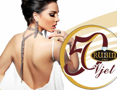Rubin Jewelry – Celebrating 50th Anniversary